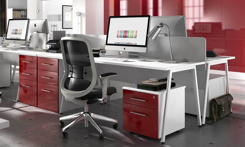 A4 Desk Systems