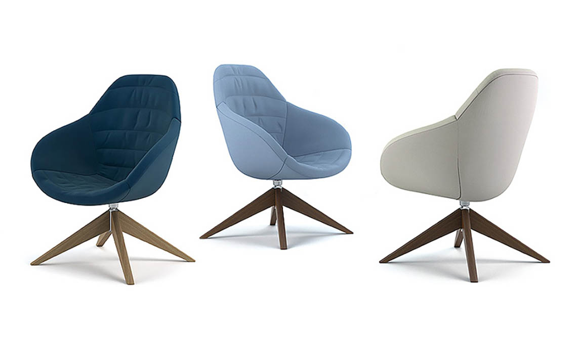 Wave - Soft & Breakout Chairs